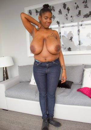 Natural Black Tits Pictures